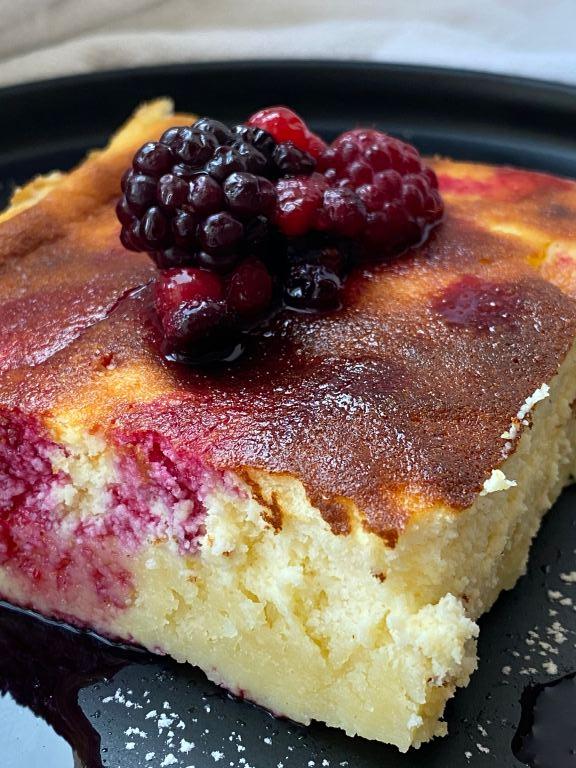 easy dessert recipe picture